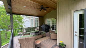 Outdoor Decks and Patios