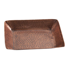 TAG Hammered Copper Tray