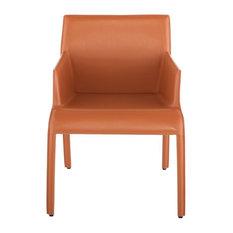 Erie Ochre Dining Chair