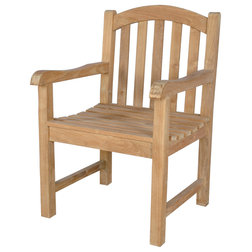 Craftsman Outdoor Dining Chairs by Tuff Hut