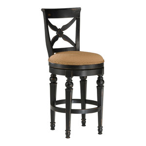 Northern Heights Swivel Counter Stool Traditional Bar