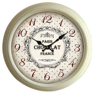 EMDE Paris Chocolat Wall Clock