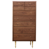 Pacific Highboy Chest
