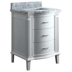 Transitional Bathroom Vanities And Sink Consoles by Chans Furniture