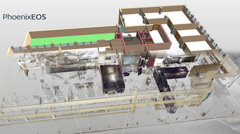 Scan to BIM project