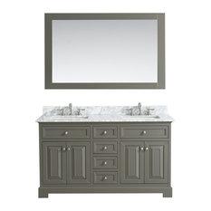 distressed bathroom vanities | houzz