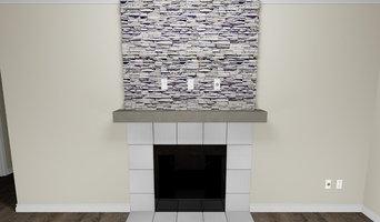 Northplex Fireplaces Renderings