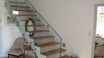 Escaliers métalliques Fabrication Française  - Gamme CASCADE
