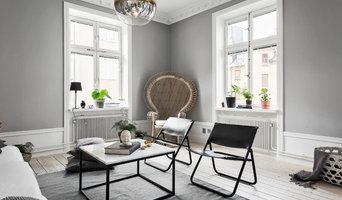 Inredningsarkitekter stockholm