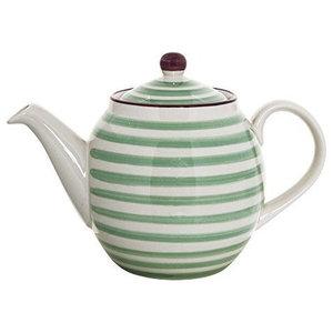 Bloomingville Patrizia Teapot, Green