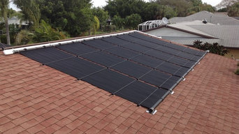 Solar Pool Heating in Cape Coral, FL