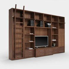 - Riva1920 Collection Bookshelves - Librerie