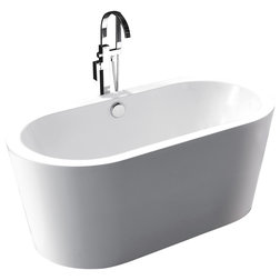 Contemporary Bathtubs by M&E Sales
