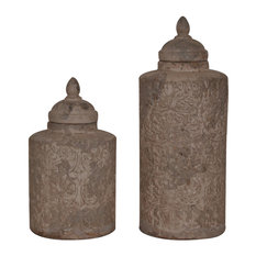 2-Piece Camden Canisters Set
