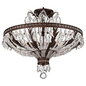 Savoy House Europe Sheraton Semi-Flush Lamp