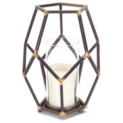 Industrial Candleholders by Melrose International LLC