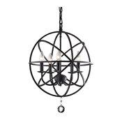 Wellyer Alnilam 5-Light Globe Pendant