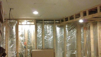 Home Theater Design before