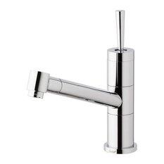 Danze DH400277 Adonis Kitchen Faucet, Chrome