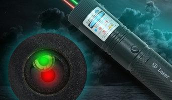 ライター レーザーポインター