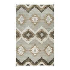 Rizzy Home Leone Collection Rug, 10' Round