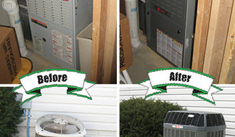 Before & After HVAC