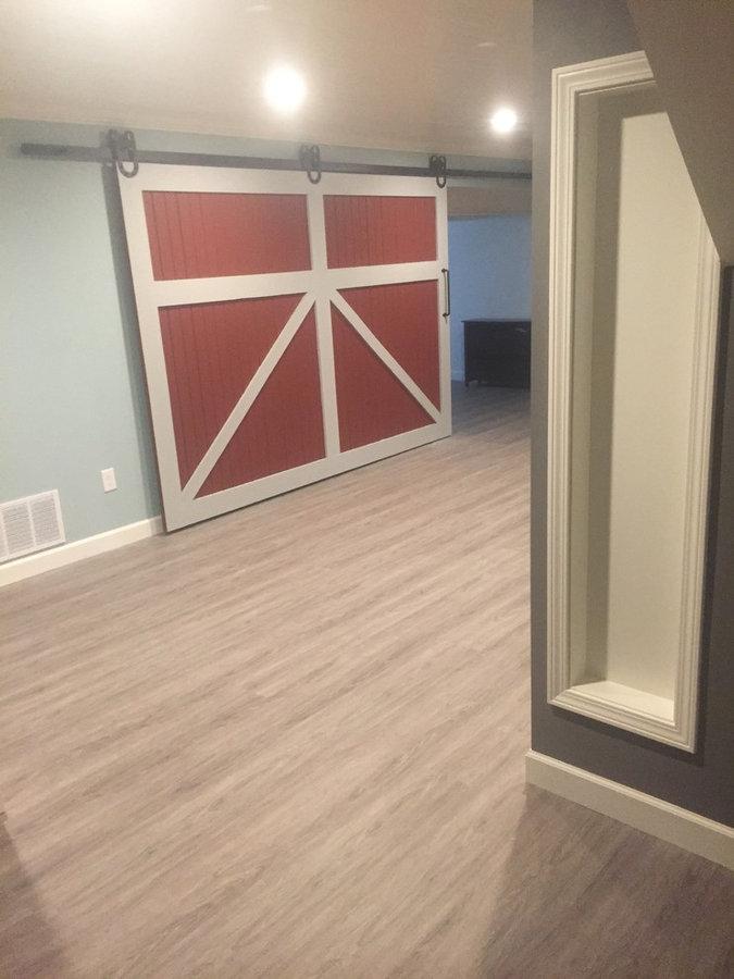 Barn door design- custom size- custom build- Turk construction,LLC