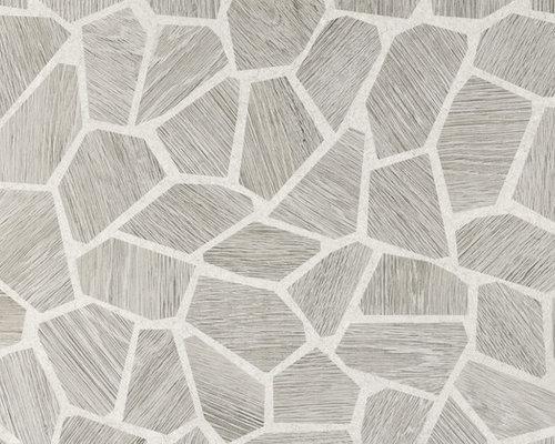 Powder Bone Facet - Wall & Floor Tiles
