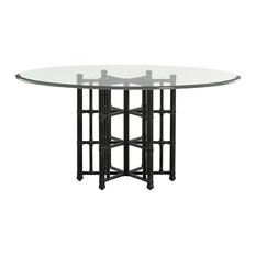 Stellaris Dining Table With 60-Inch Glass Top