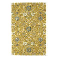Kaleen Amaranta AMA02 Rug, Gold, 9'x12'
