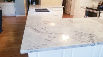 Bartlett kitchen countertops
