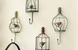 Assorted Bird Hooks
