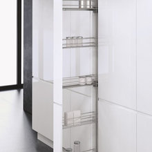Nifty Narrow Space Storage Ideas