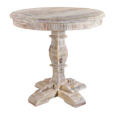 Adrian Round Pub Table, Lime