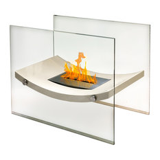 Anywhere Fireplace - Broadway Ventless Fireplace - Tabletop Fireplaces