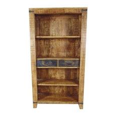 Crisbell 2 Drawer Bookcase