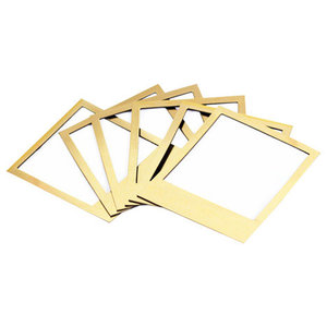 Golden Polaframes, Set of 6