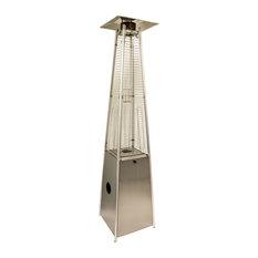 contemporary patio heaters   houzz - Designer Patio Heaters