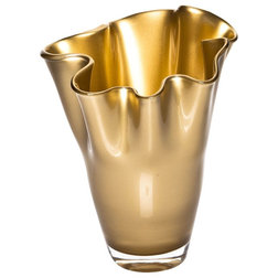 Contemporary Vases by Signature Home Collection