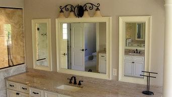 Custom Mirrors Gallery