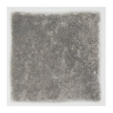 "Nexus Gray 4""x4"" Self Adhesive Vinyl Wall Tile, 27"" Tiles/3 sq. ft."
