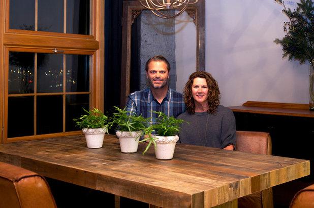 My Houzz: Empty Nesters Simplify in a Portland Loft