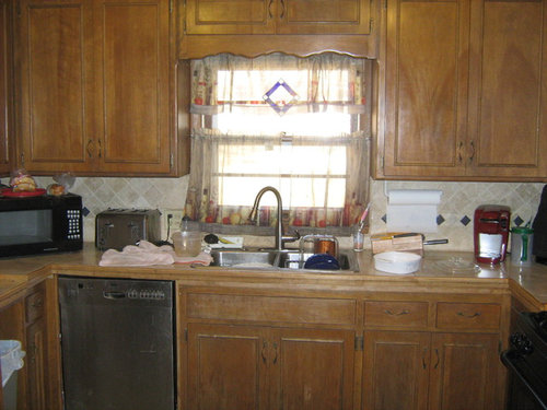 Finished Kitchen Cabinet Overhaul