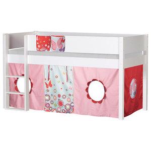 Children's Summer Cabin Bed, White