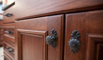 contact timberwood custom cabinets
