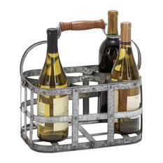 Gavin Metal Wine Basket