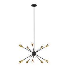 ED by Ellen DeGeneres Jax 10-Light Chandelier