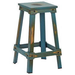Industrial Bar Stools And Counter Stools by ZFurniture