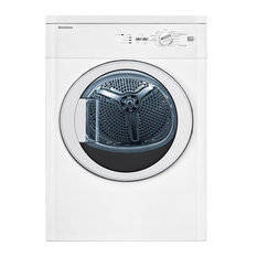 """Blomberg 24"""" Front-Load Electric Dryer with 3.67 cu. ft. Capacity"""