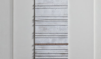 Danish Art Workshop Ceramic Glazed Concrete Panels 160 - 50 - 1-2 cm